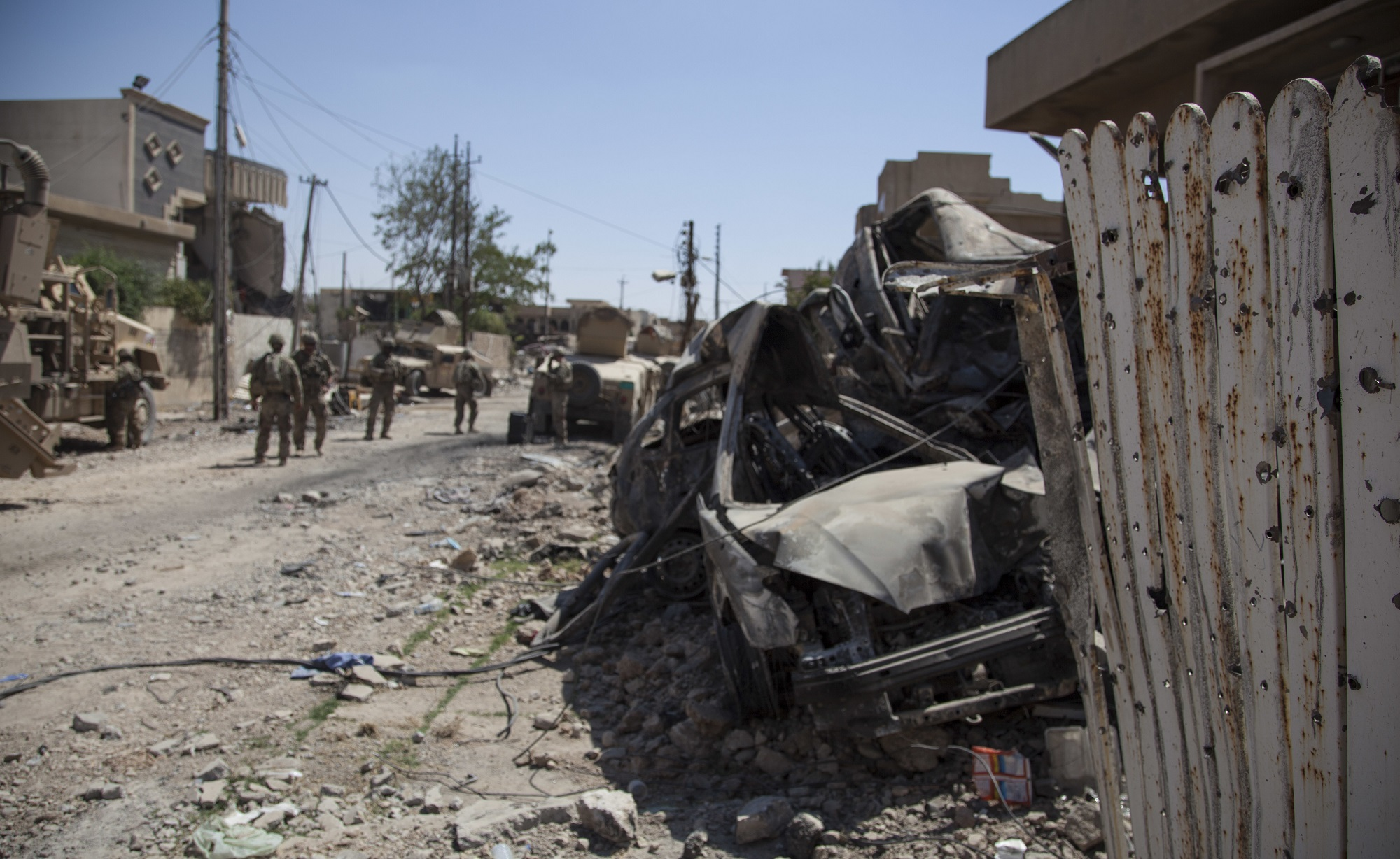 Iraq declared victory over ISIS. But the fight isn't over.