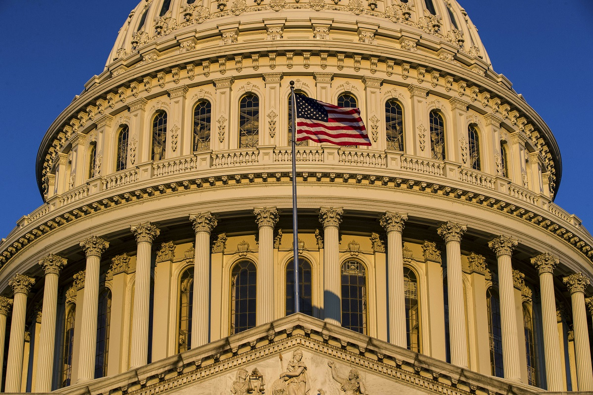 """Congress is considering a bill, titled the """"Internet of Things (IoT) Cybersecurity Improvement Act of 2019,"""" that directs the National Institute of Standards and Technology to develop minimum security standards for federal IoT devices. (Alex Brandon/AP)"""