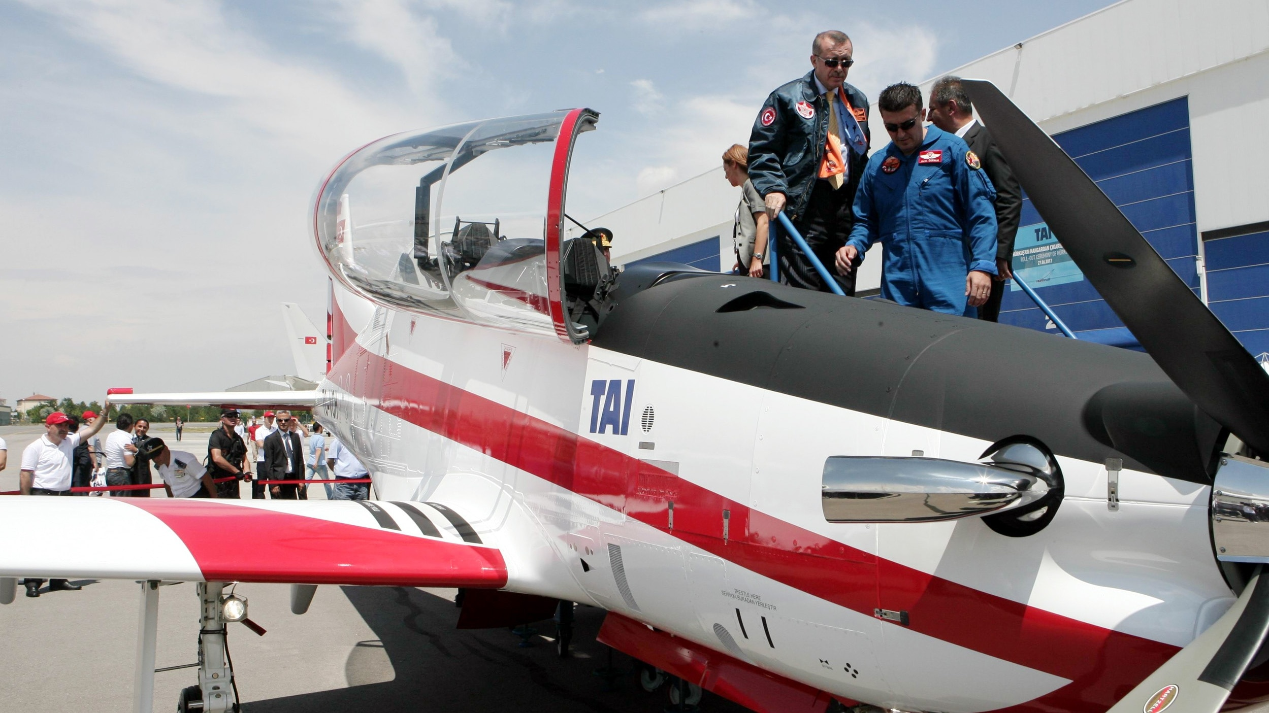 Turkey to replace T-38 aircraft with locally built armed jet