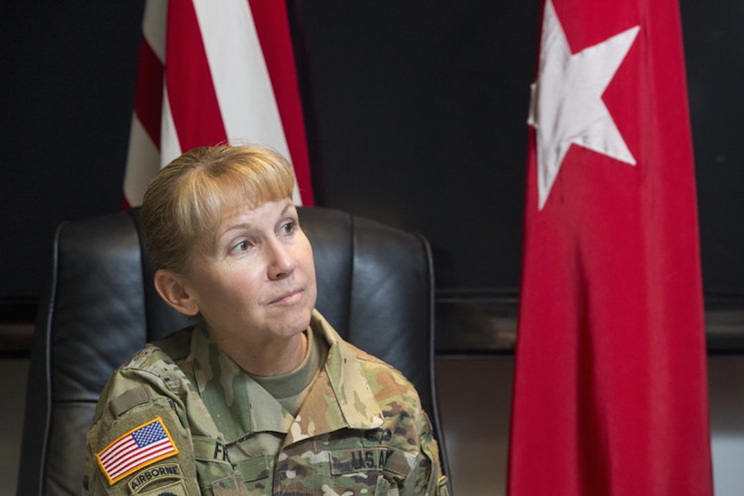 Two-star: Every soldier must be a cyber defender