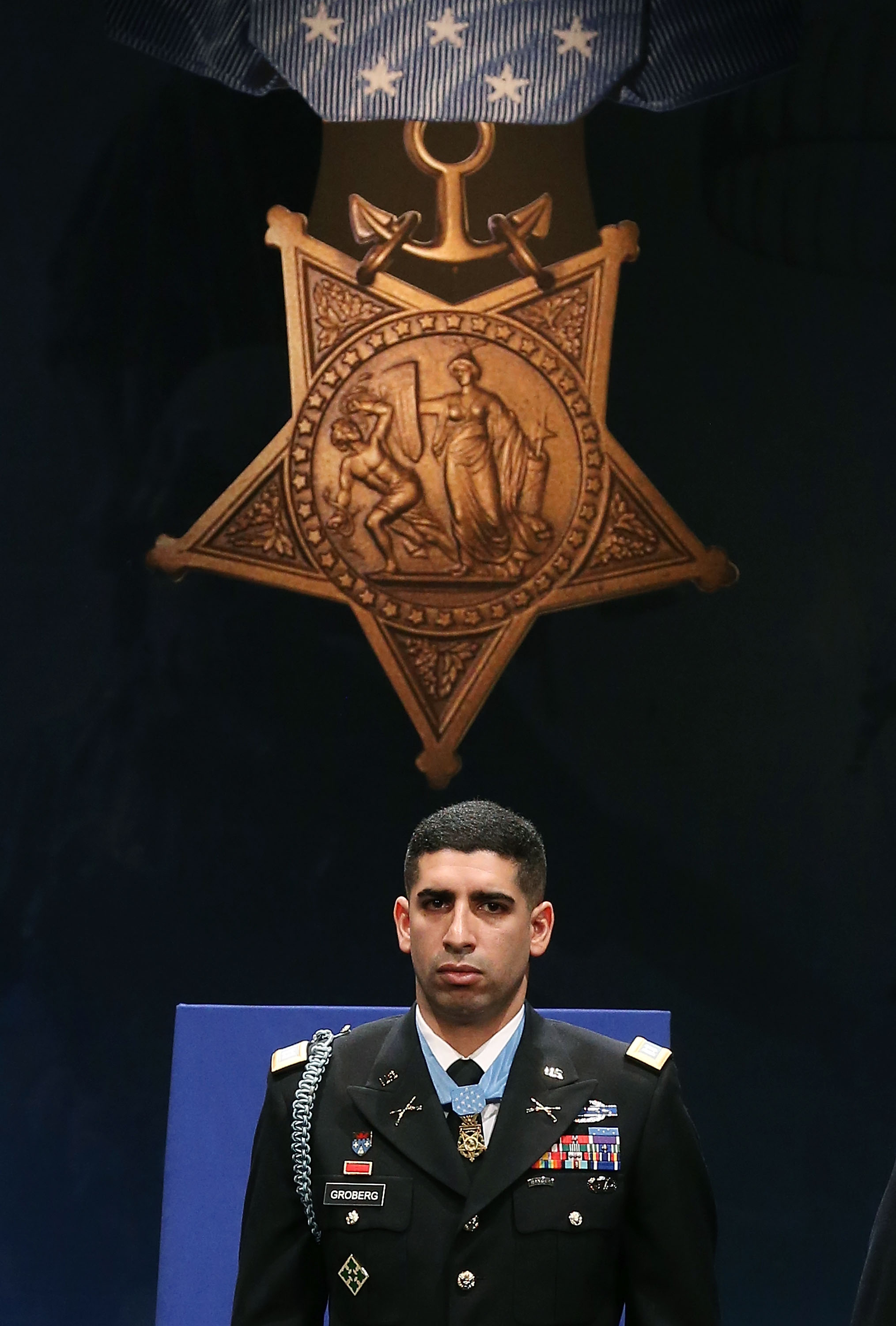 Capt. Flo Groberg: 'I carry them in my soul every single day'