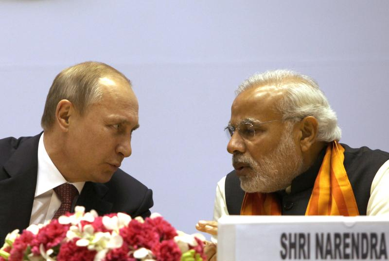 US sanctions on Russia could harm India. Congress is wrestling over a fix.
