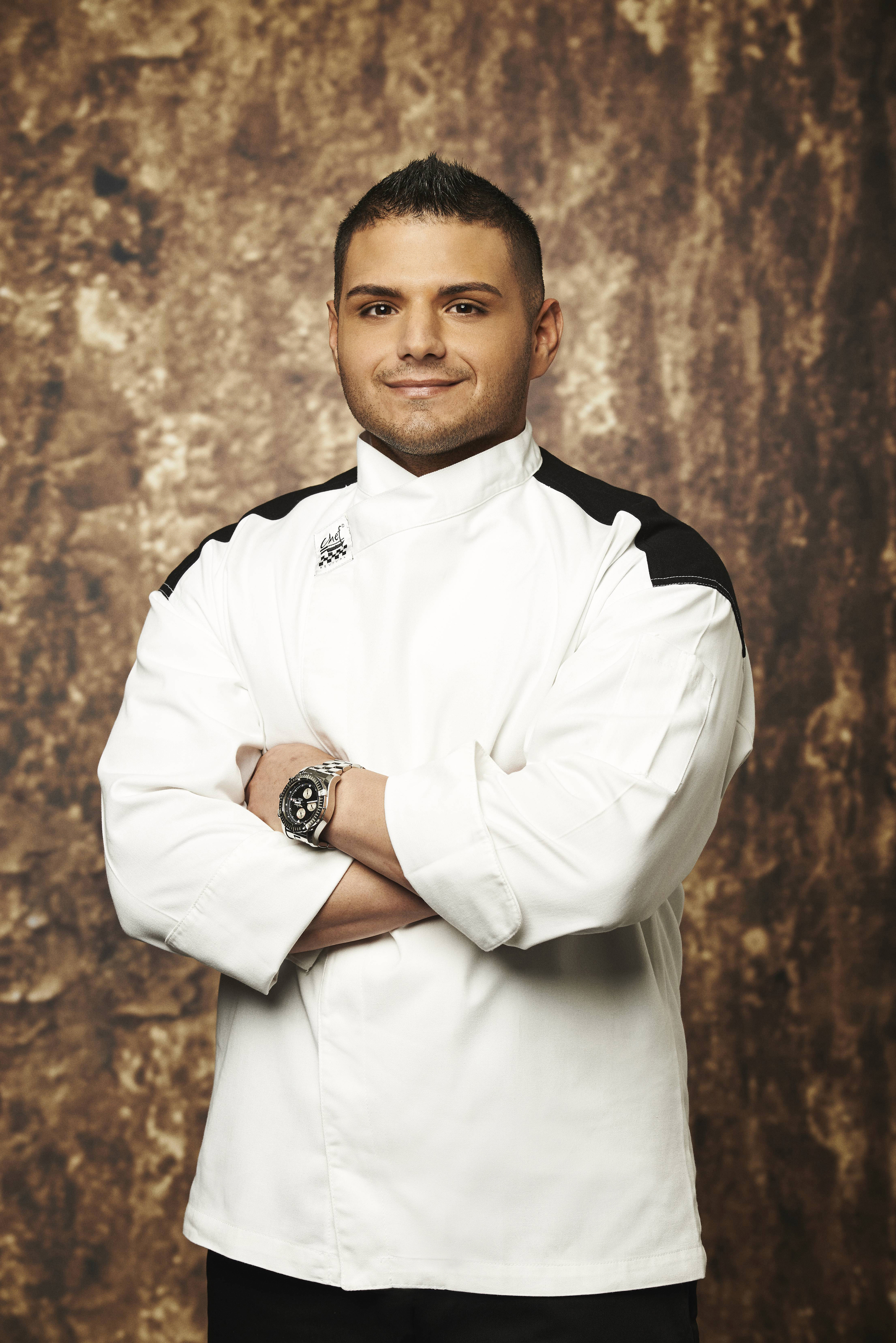 marine chef fired for blasting women on 'hell's kitchen'