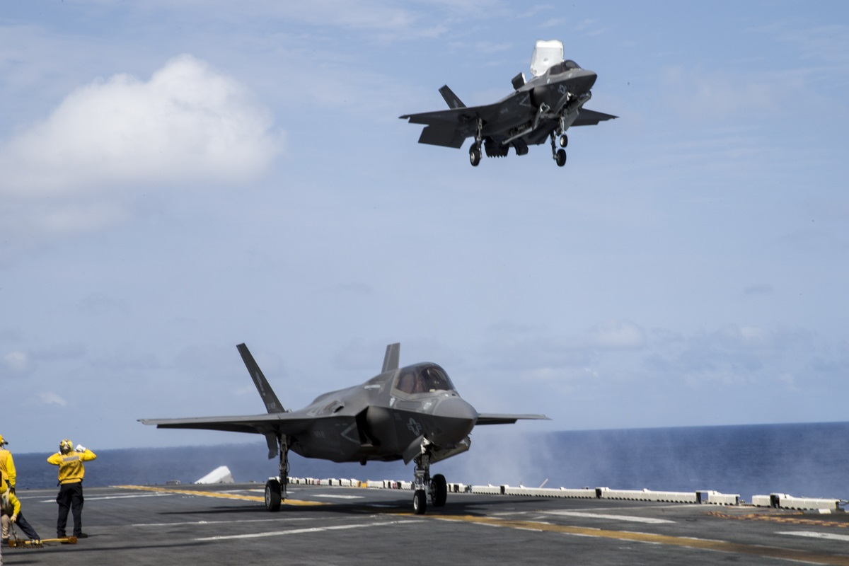 The Corps struggles to maintain the F-35 overseas as after-action reports stay in echo chambers