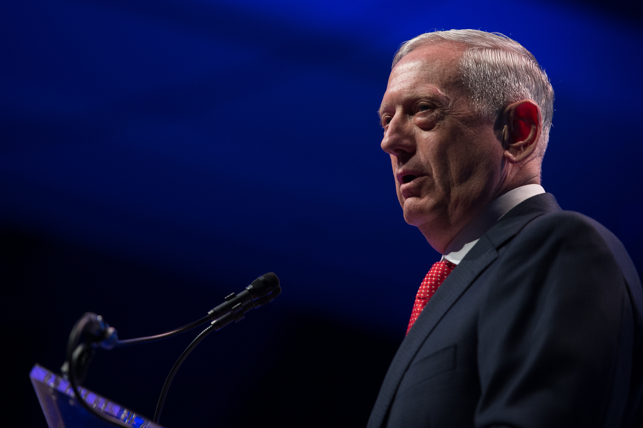 Mattis: Militants who attacked US troops in Niger were new to area