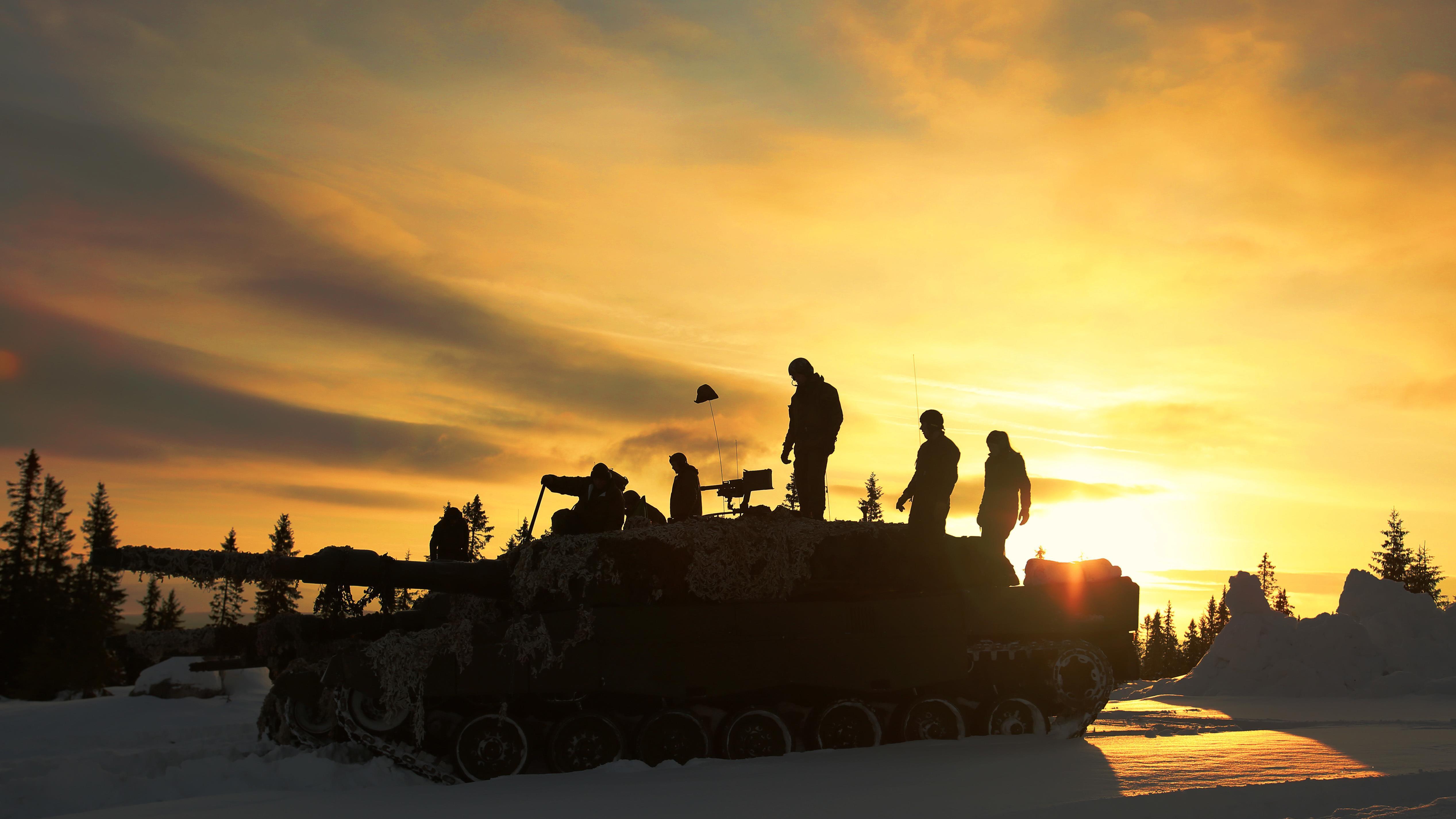 Norway proposes tactics to reinforce border defense