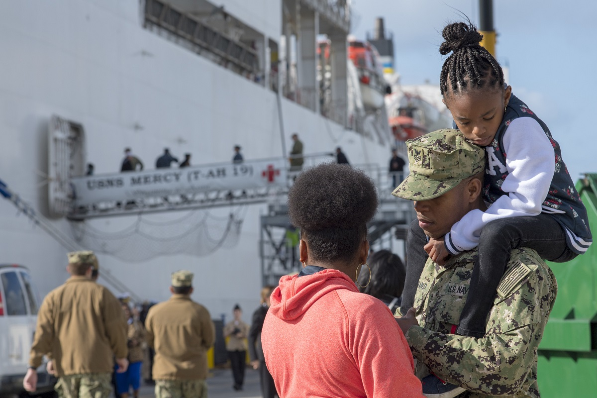 The busiest ships, subs and squadrons — who's really away from home the most?