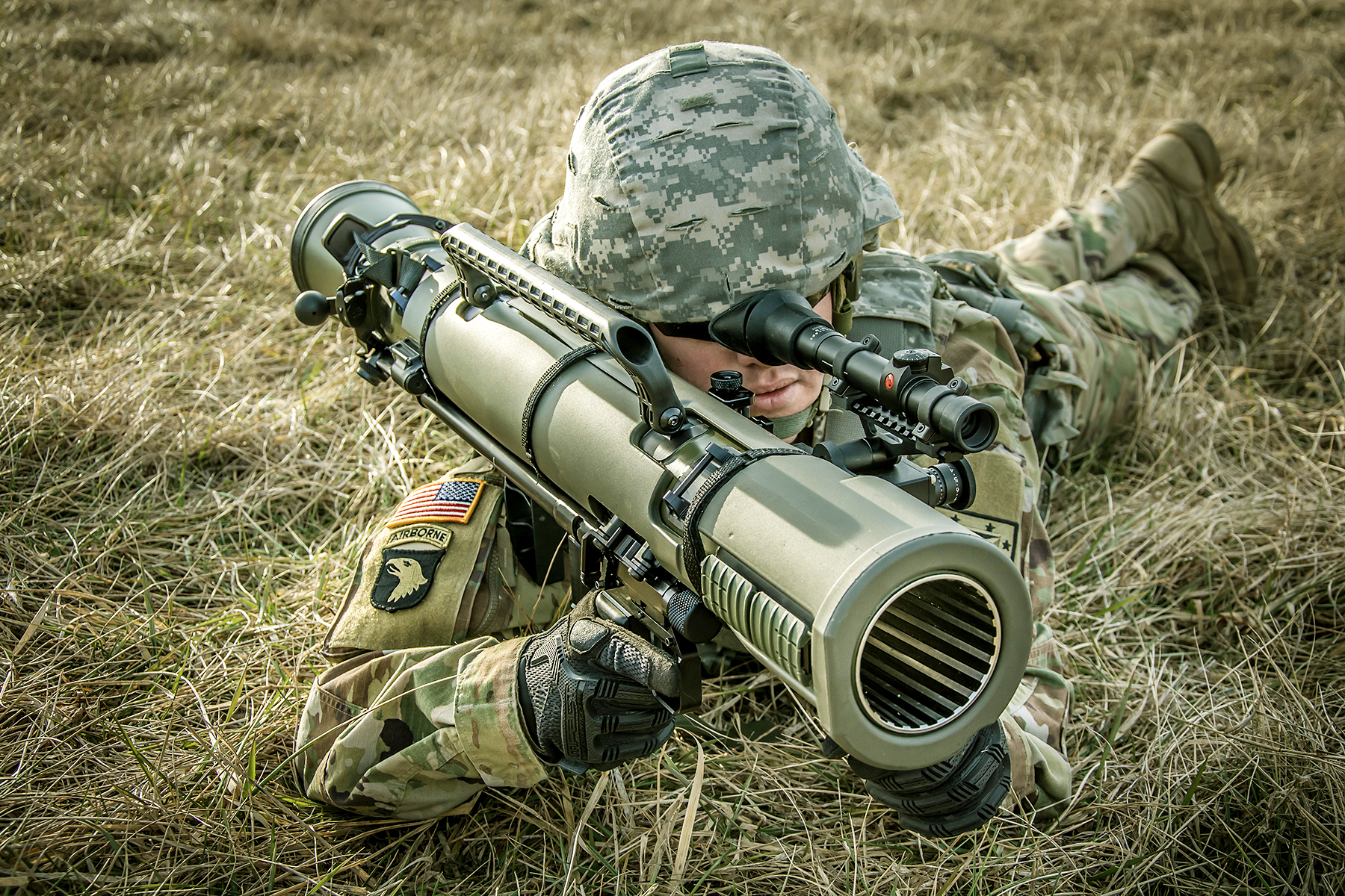 Army awards contract for improved 84 mm anti-tank rifle