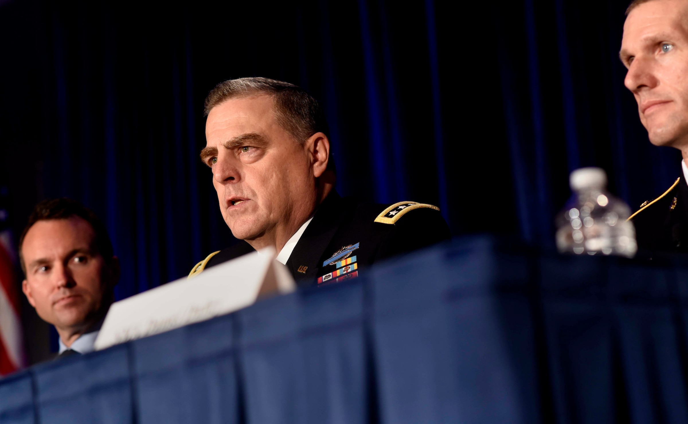 Army Chief: Soldiers Must Be Ready To Fight in 'Megacities'