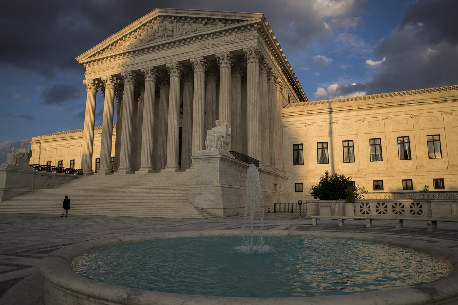 The U.S. Supreme Court will decide this spring whether a five-year limit on prosecuting some rape cases in the U.S. military is appropriate. (AP Photo/J. Scott Applewhite)