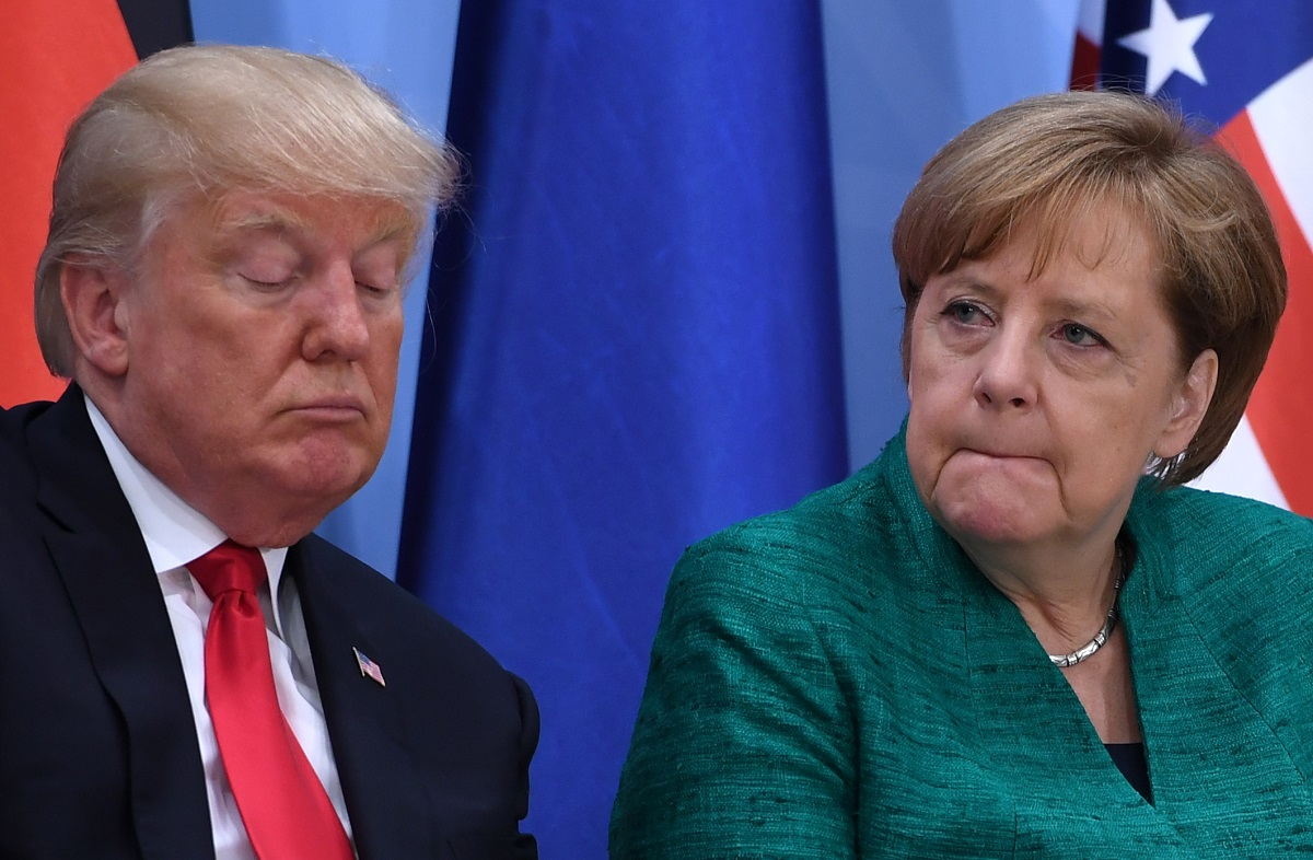 Trump's tariffs tied to defense spending irks German officials