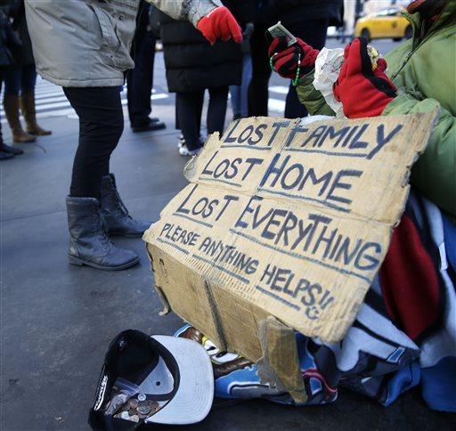 VA drops goal of zero homeless veterans