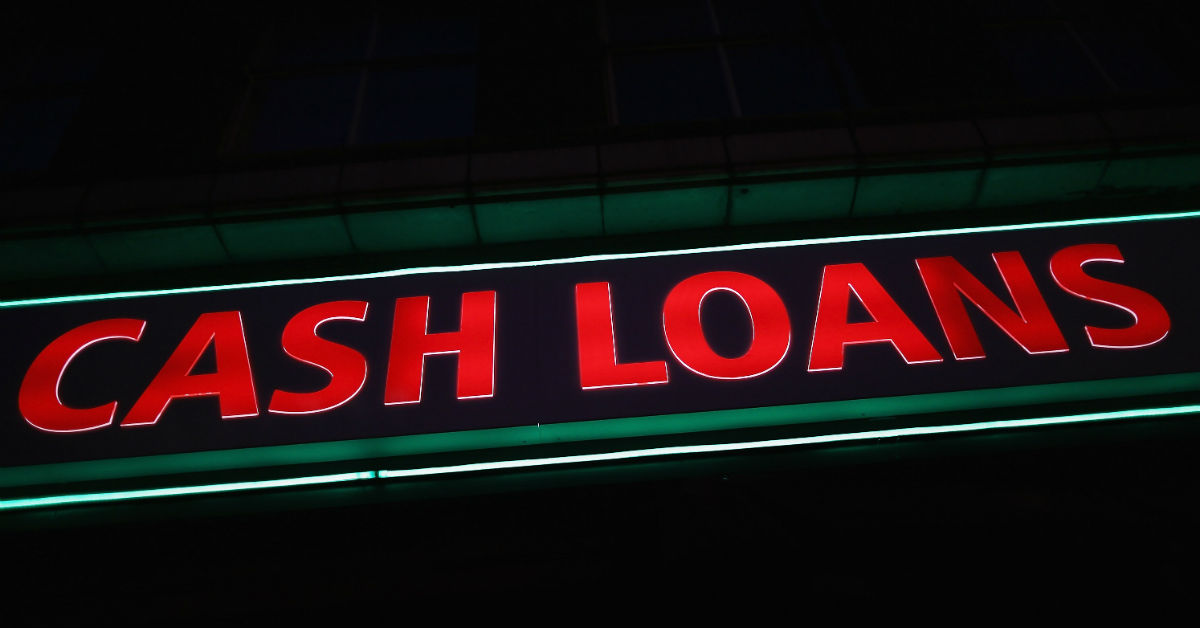 The Consumer Financial Protection Bureau wants specific authority to do examinations of payday lenders and others to ensure they're following the rules. (Dan Kitwood/Getty Images)
