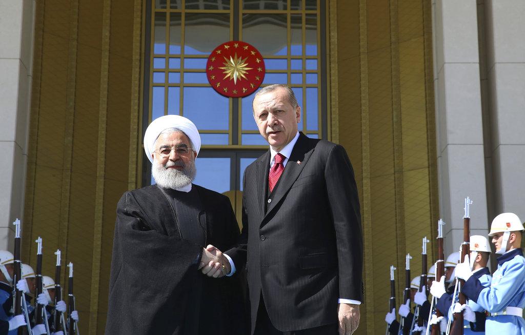 Erdogan: Turkey to keep pushing Kurds out of Syria's north