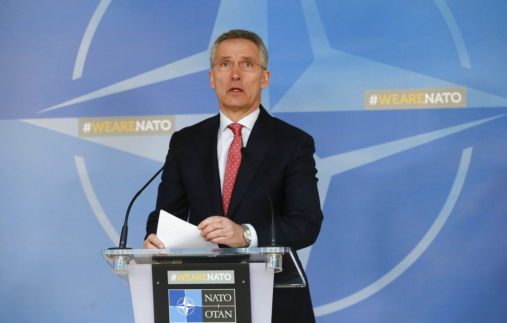 NATO joins wave of Russian diplomat expulsions