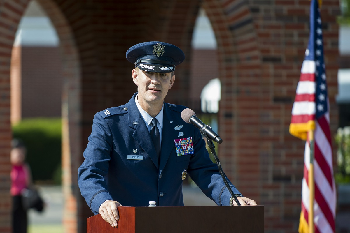 Wing commander at Scott Air Force Base fired after 5 months on the job