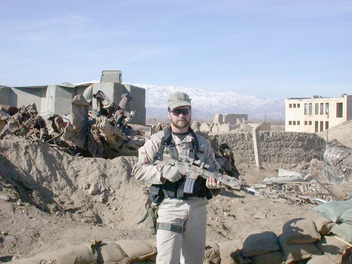 Report: Medal of Honor approved for Air Force combat controller Tech. Sgt. John Chapman