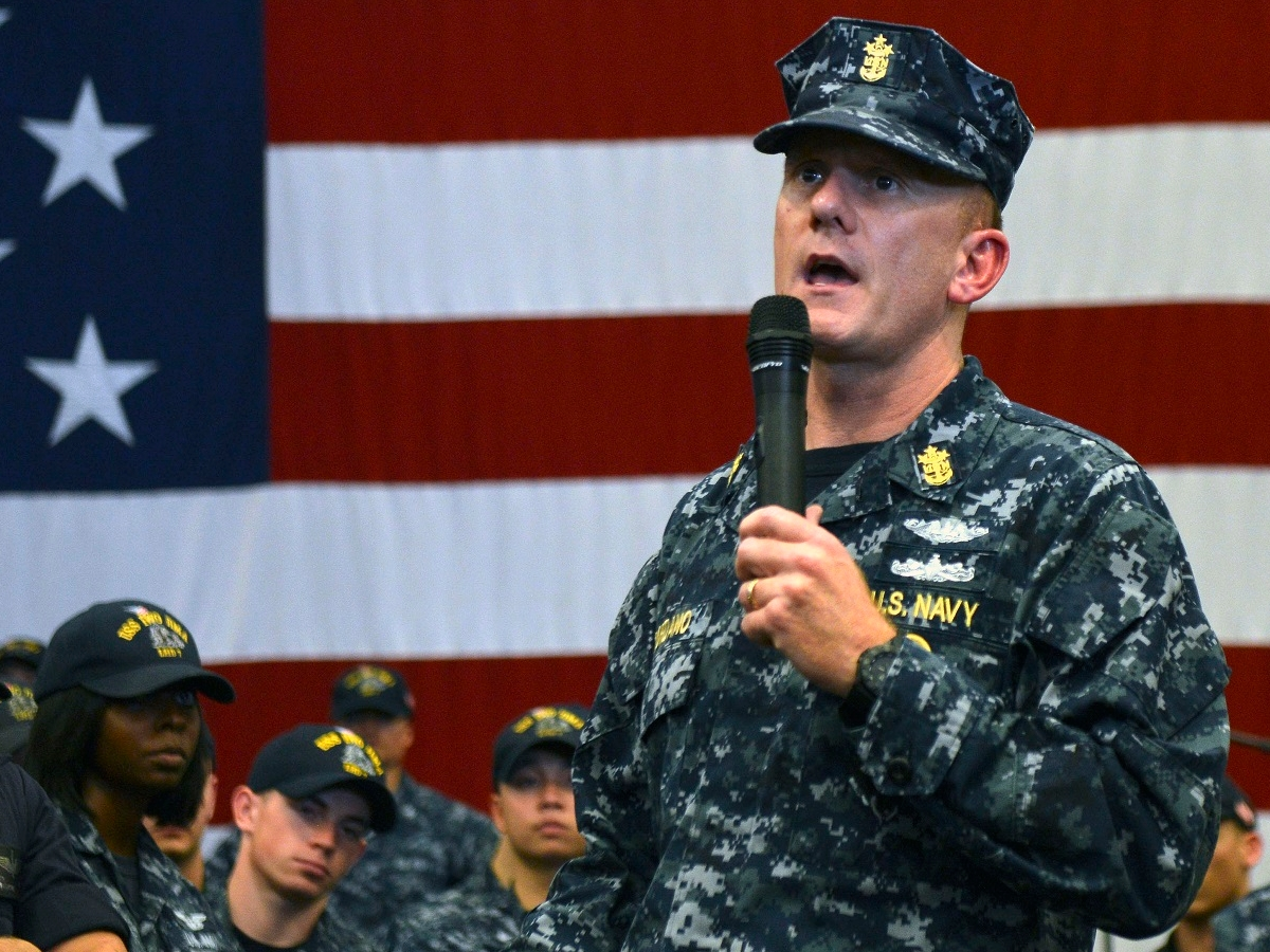 MCPON calls it quits: Sudden retirement comes amid ongoing investigation