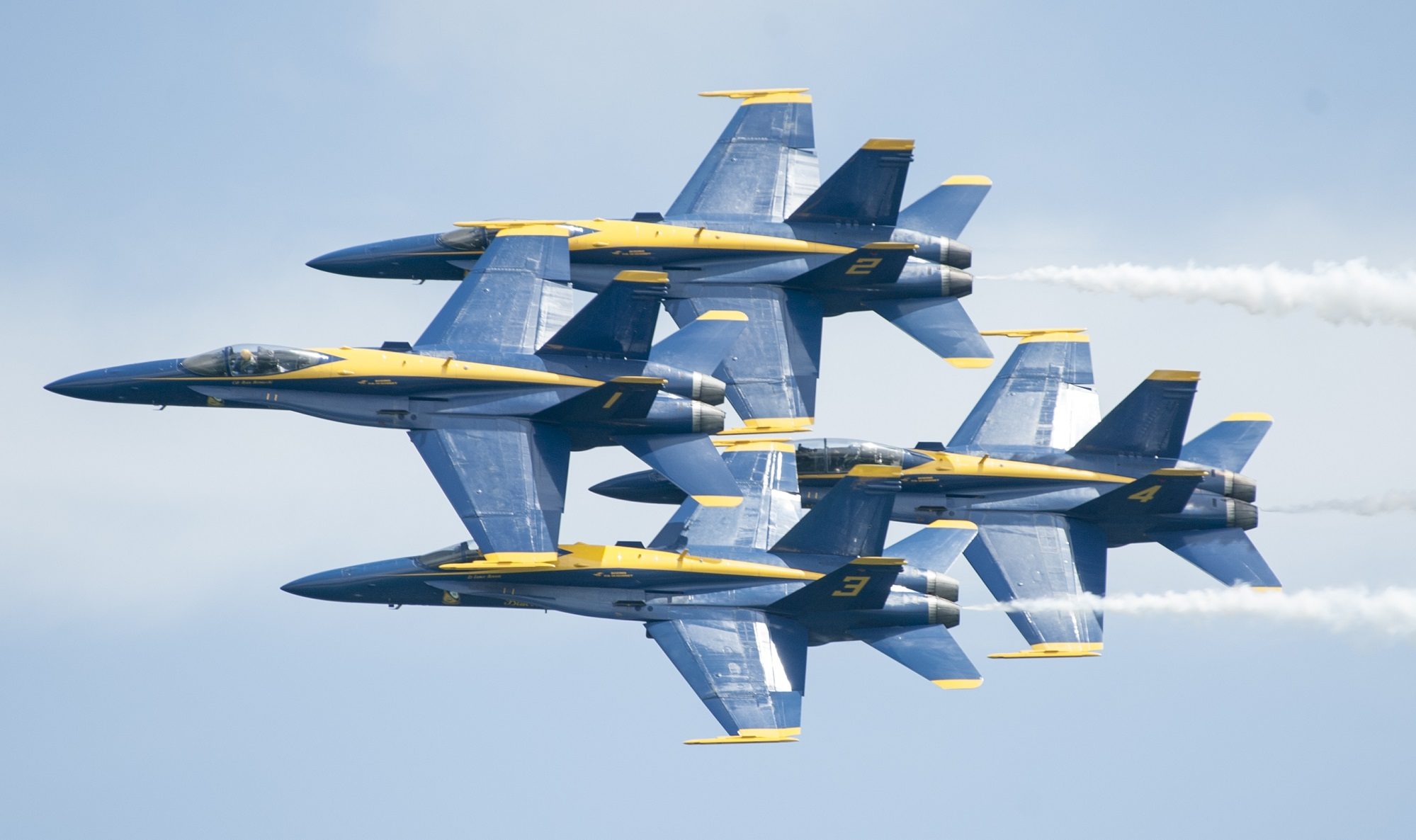 Blue Angels announce 2018 air show changes, release 2019 ...