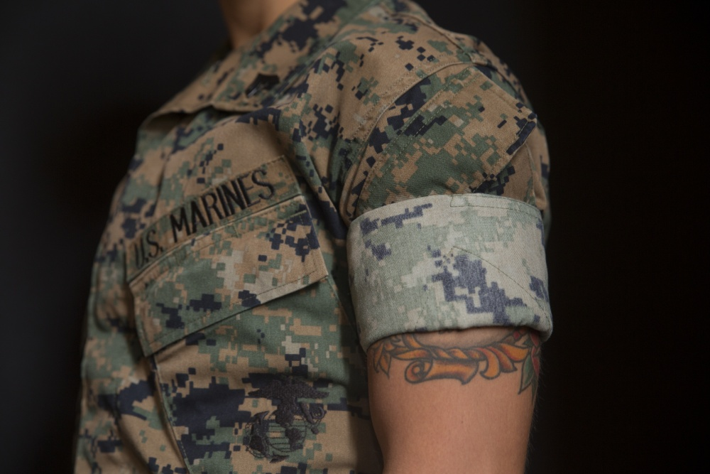 Unseasonably cold weather delays Suns out guns out troop uniform
