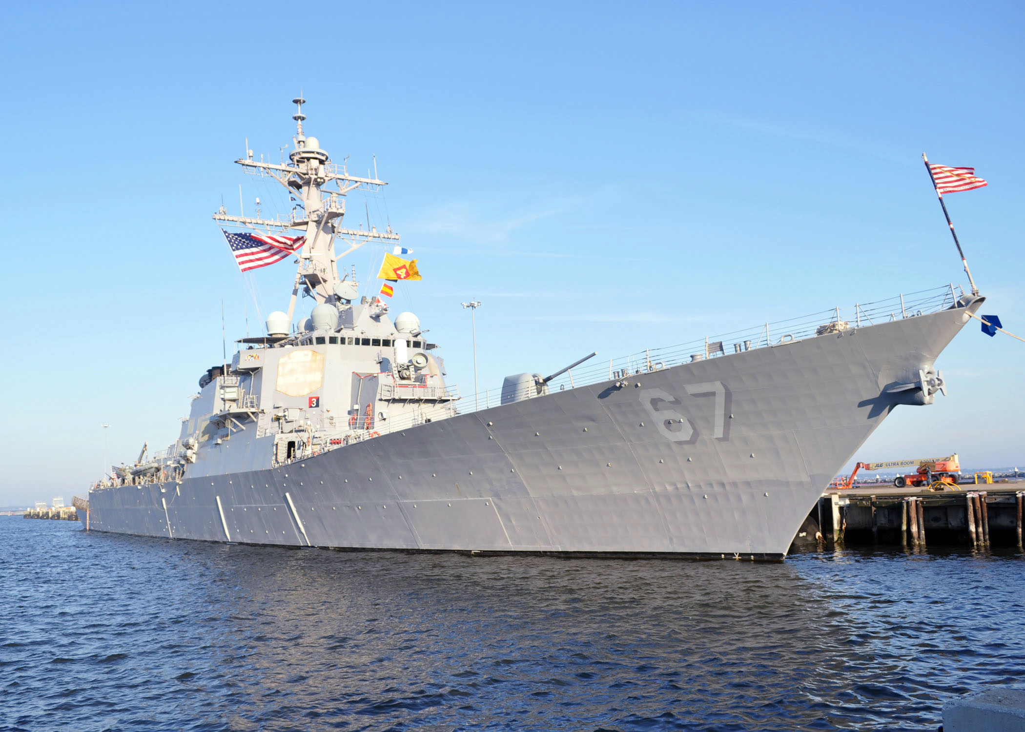 Air Force colonel confines Marine general to quarters in USS Cole trial