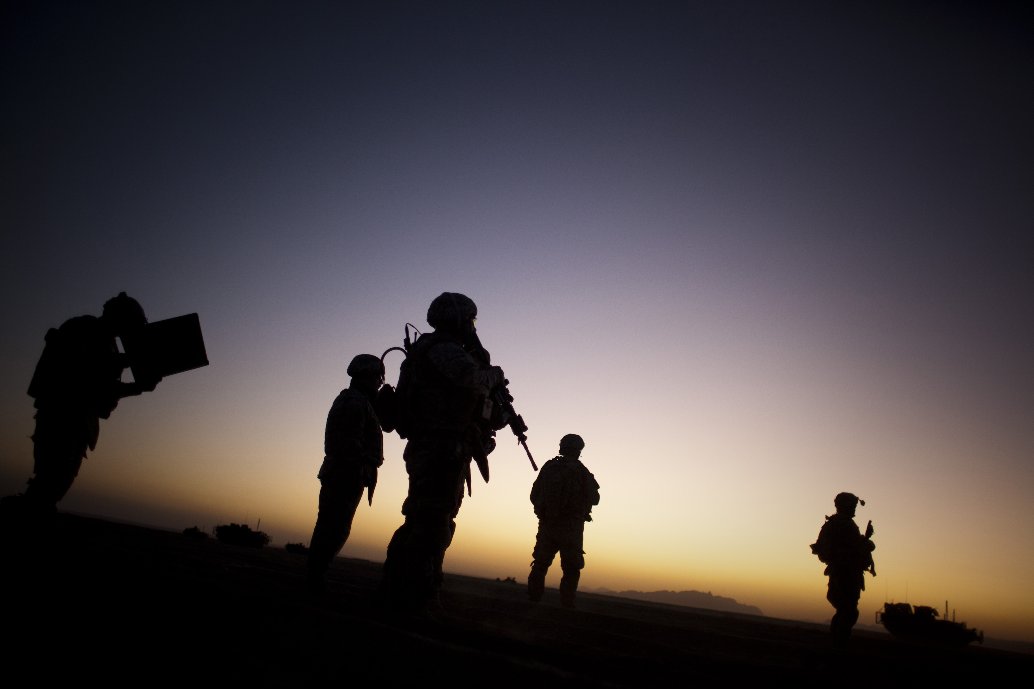 PTSD disability claims by vets tripled in the last decade