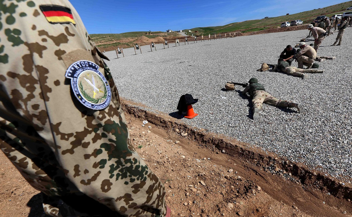 Germany moves to boost presence in Afghanistan, training in Iraq