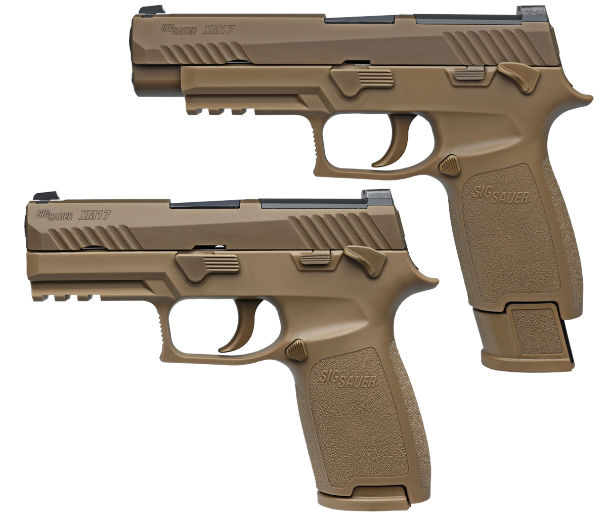 Government rejects Glock protest; Army's new handgun will be a Sig Sauer