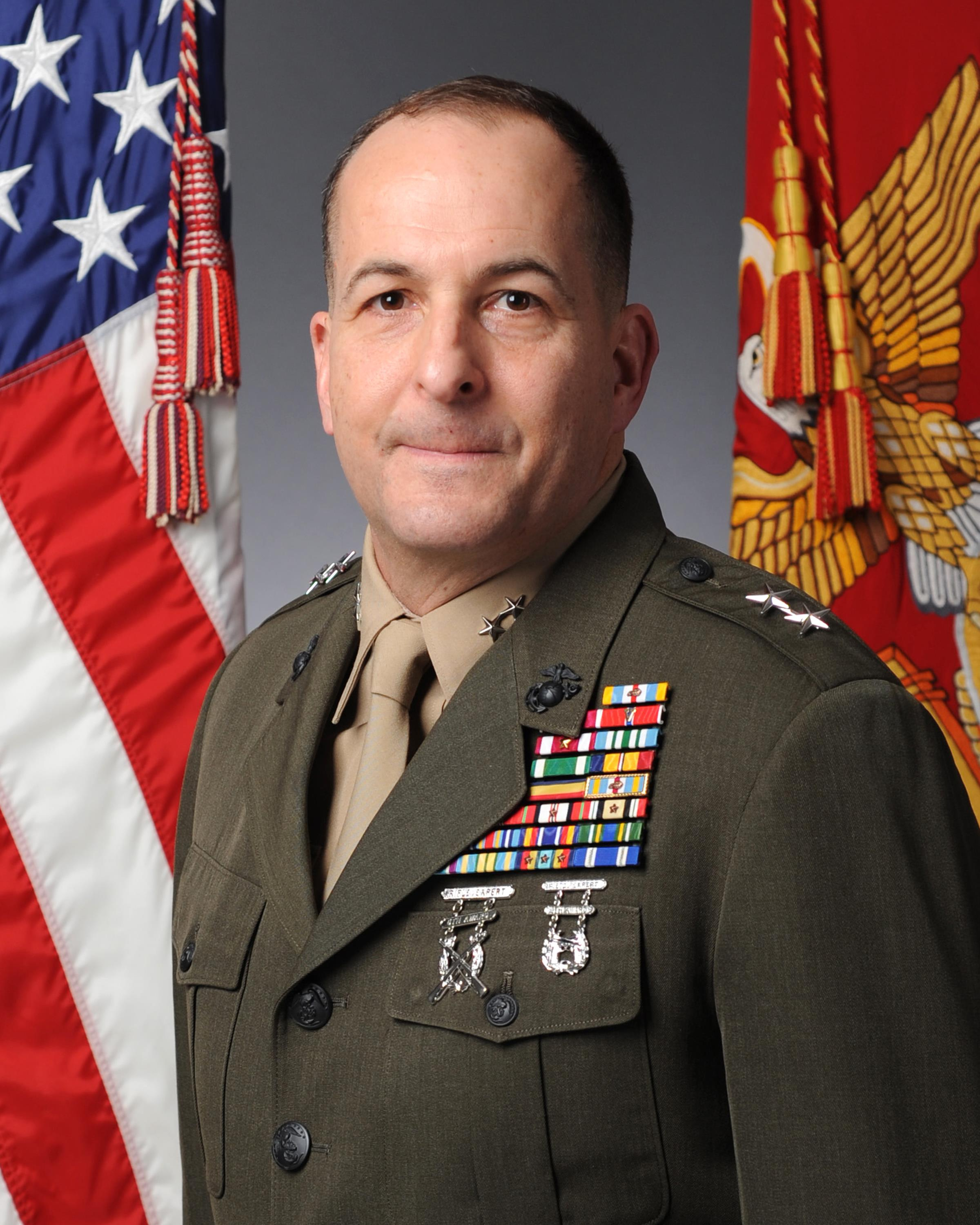 Deputy Commandant leans on intel community for future fight