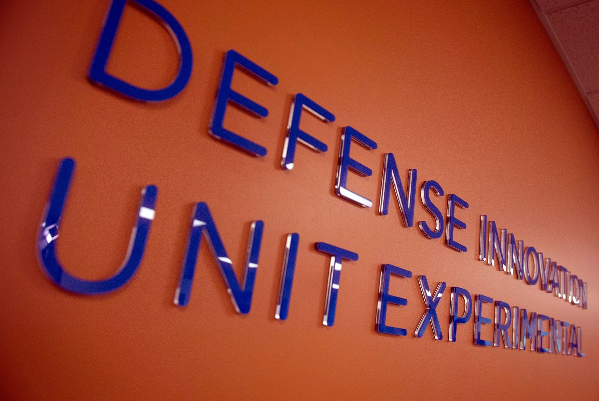 The Pentagon's external technology office looks inward