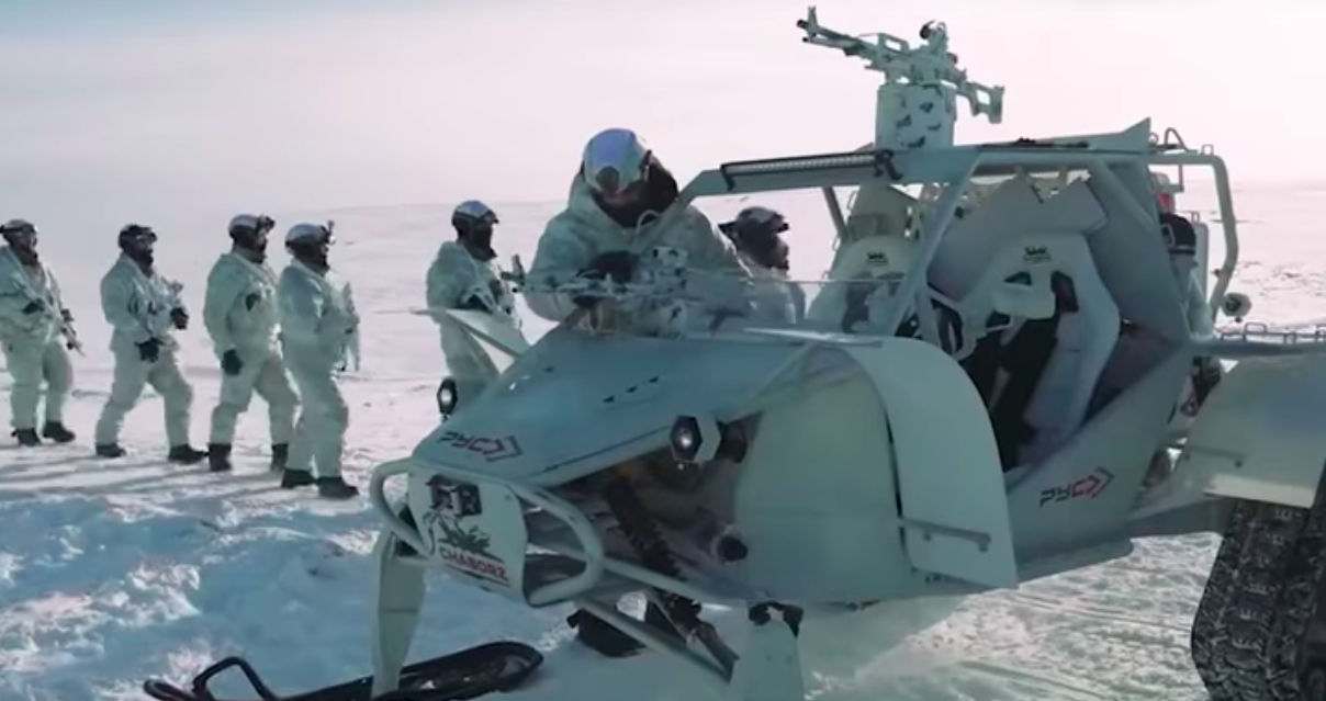 These Mad Max vehicles could wind up on the front line of a Russian Arctic war