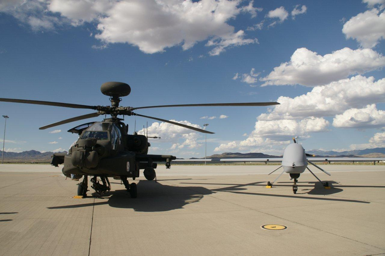 Armys Multidomain Battle Brings Manned Unmanned Teaming To The Fore
