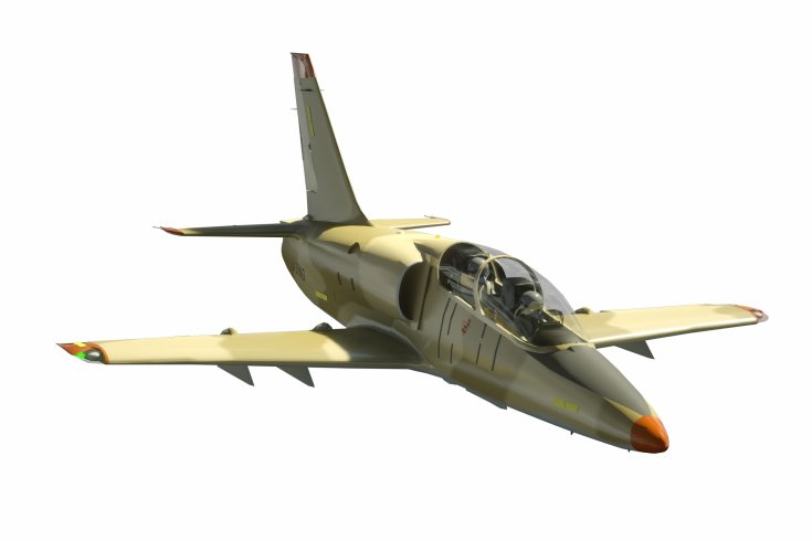 The Czech Republic has shown interest in acquiring up to six new L-39NG jet trainers. (Aero Vodochody)