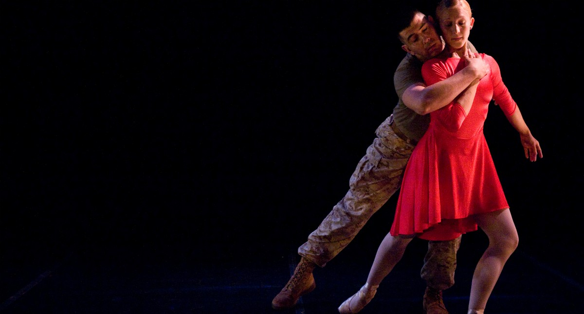 This Marine Went From The Ballet To The Battlefield And Back Again