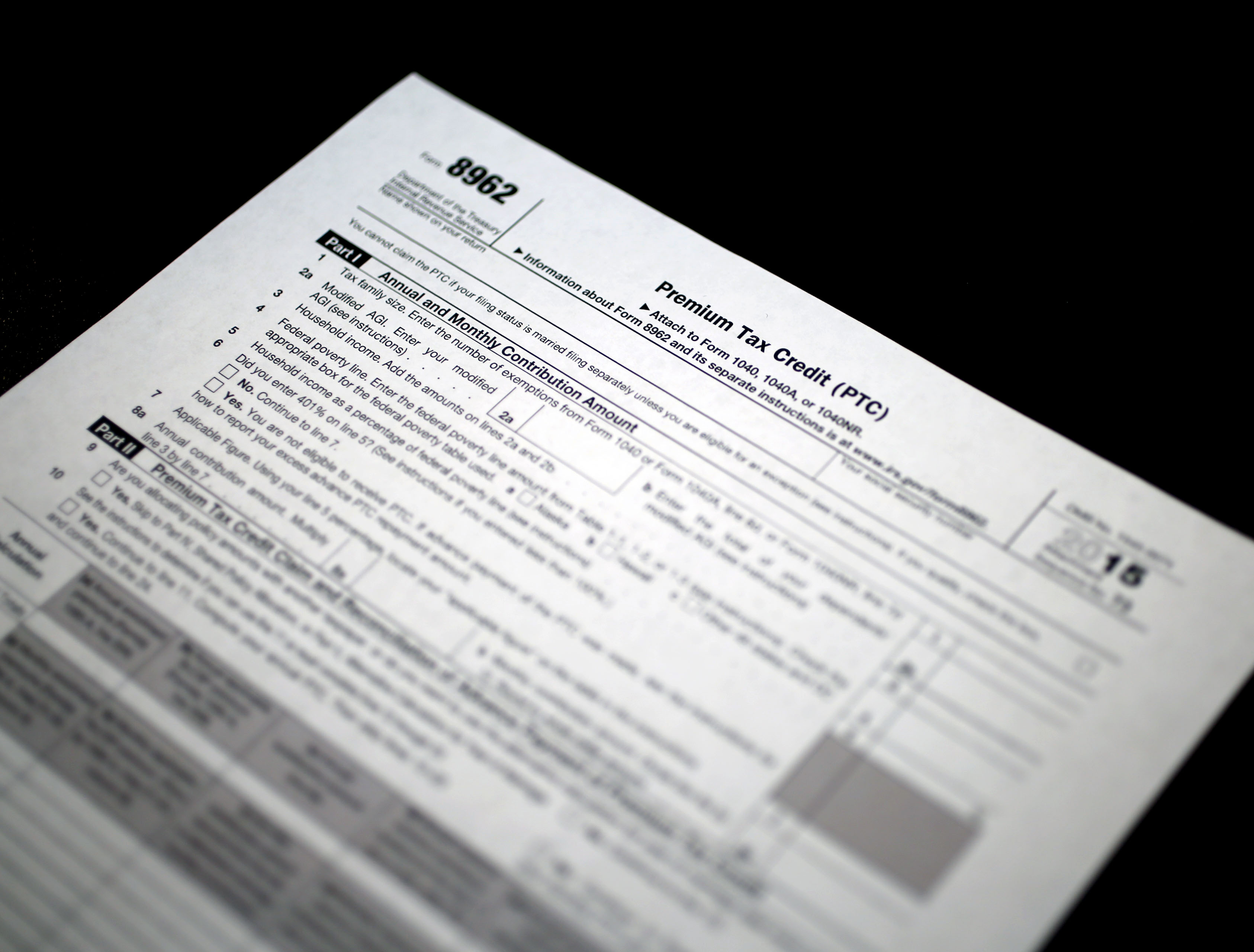 Tax refund delayed? You may need new IRS Form 8962