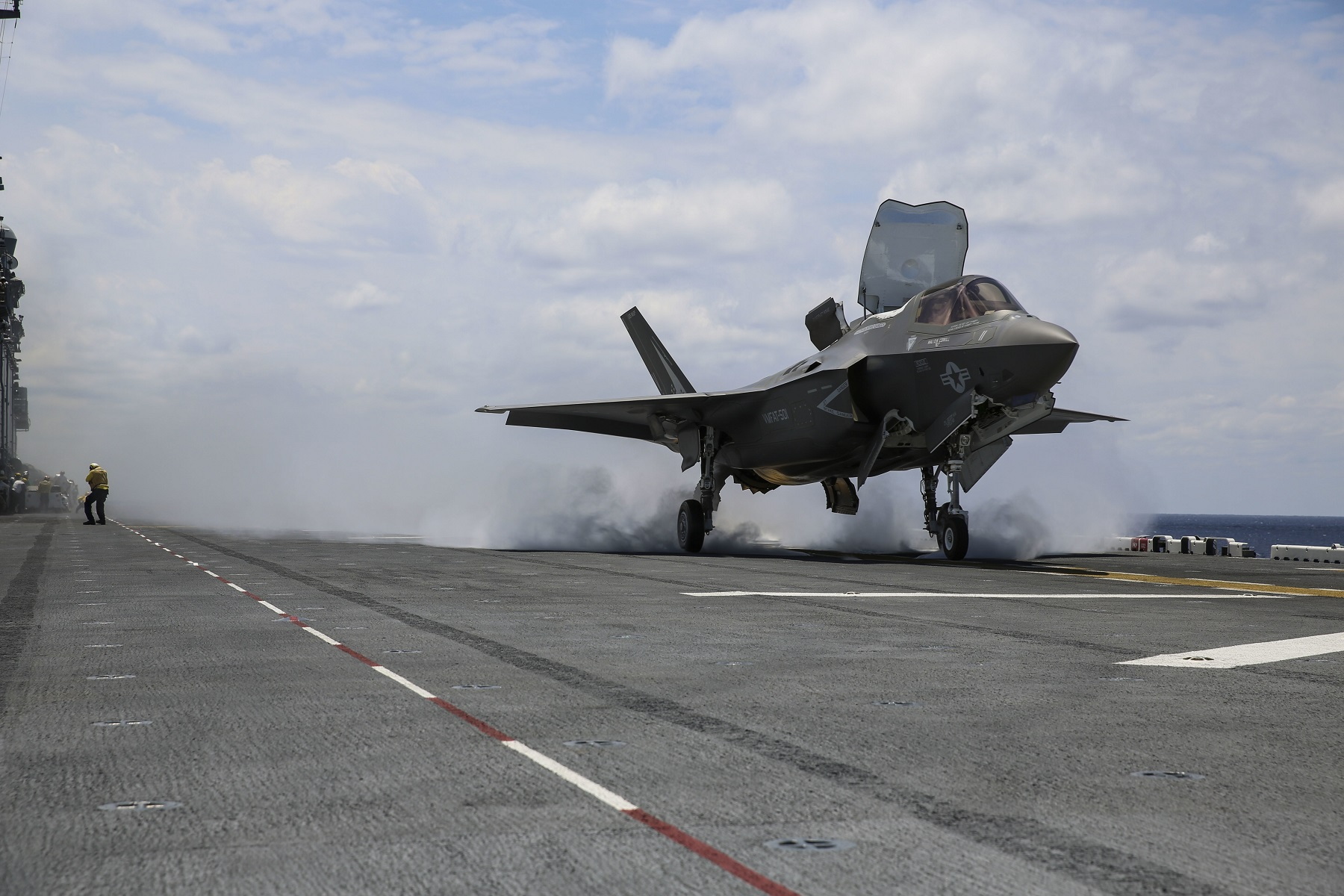 Japan, South Korea may refit naval ships for F-35 fighters