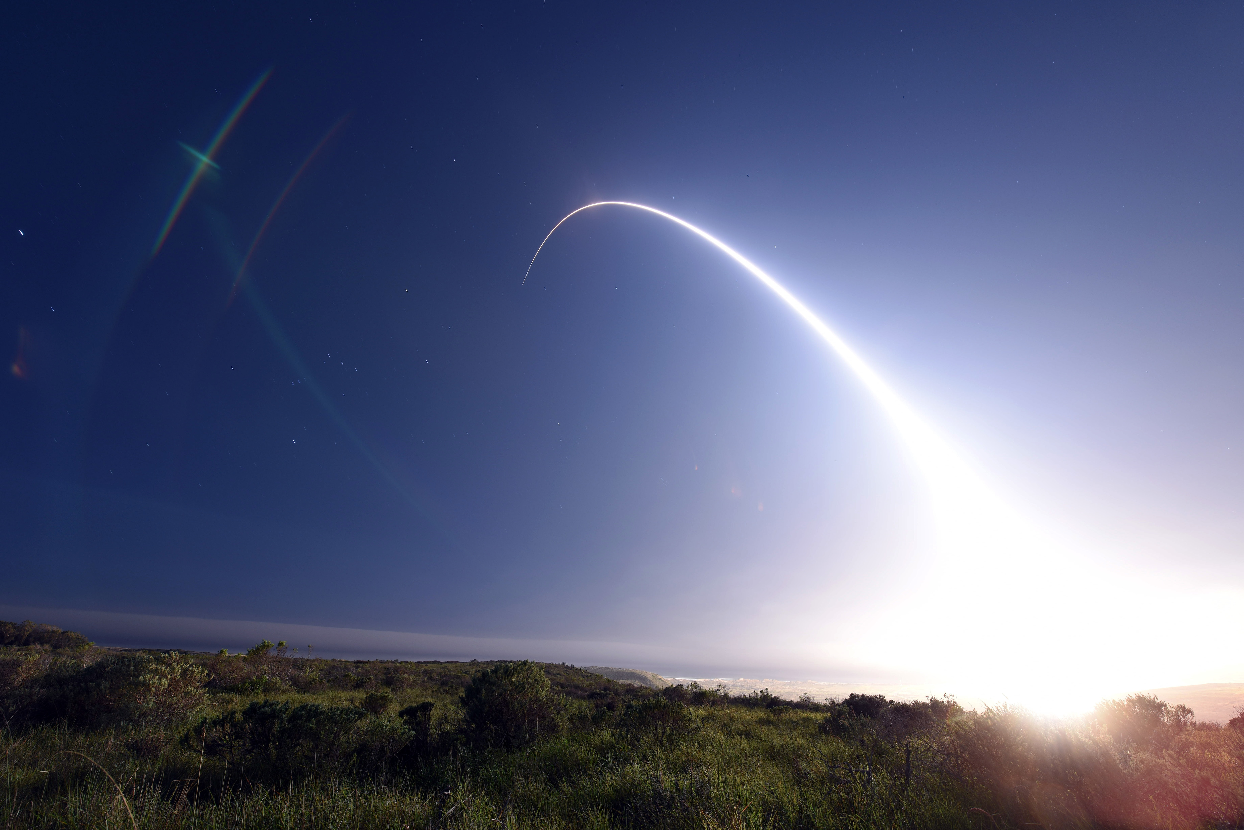 Lockheed pitches 3-D printed parts for next-generation ICBM program