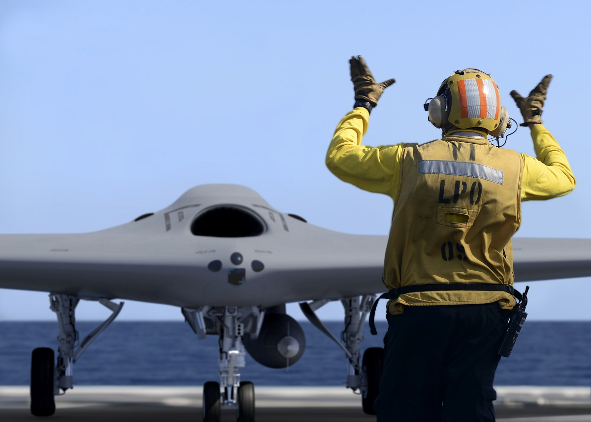 Lockheed announces industry partners on Navy's MQ-25 tanker drone offering