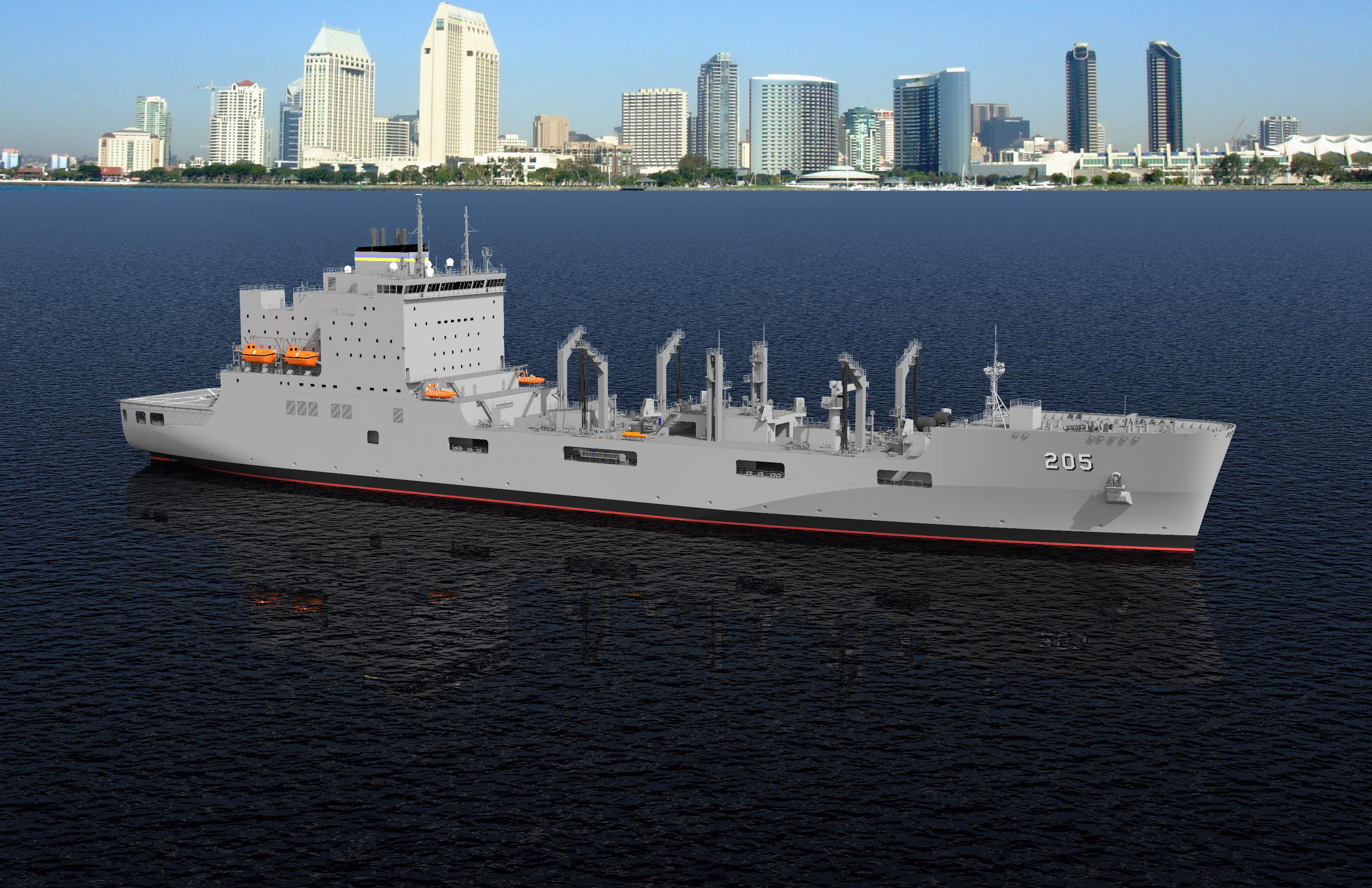 Ingalls, NASSCO Each A Winner in New Ship Contracts