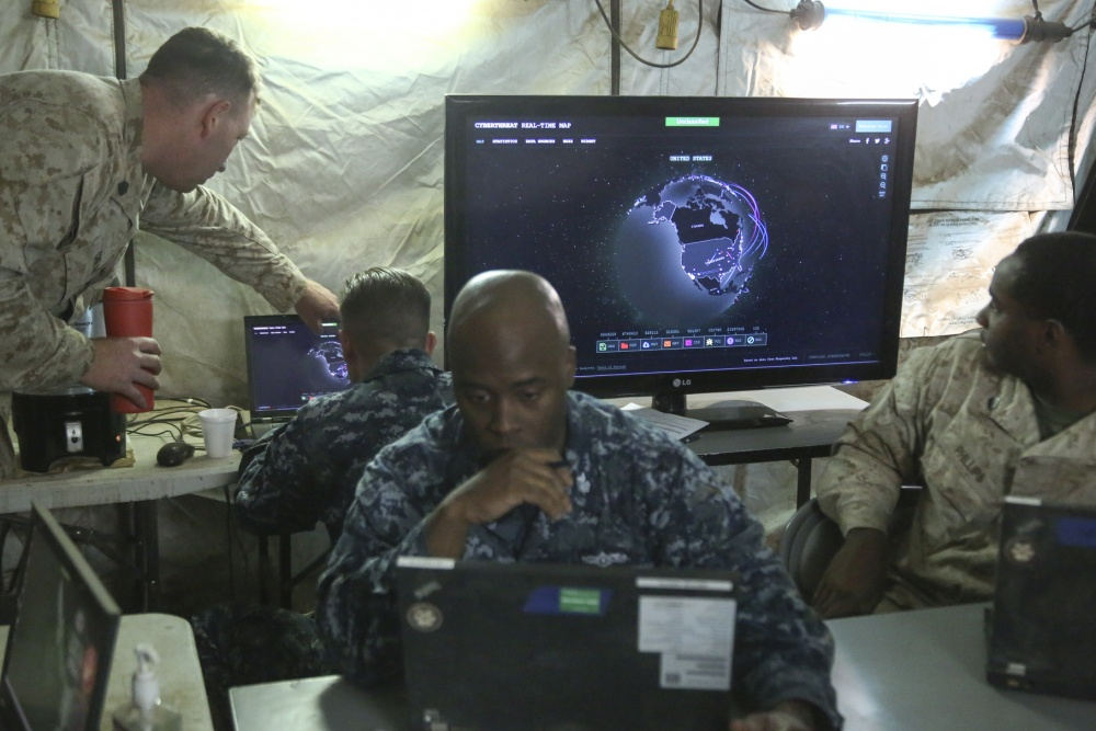 Corps unveils new cyber job field