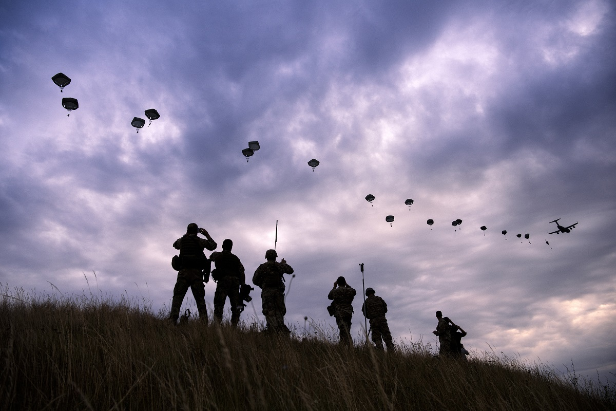 EU legislature says European Army should be 'complementary' to NATO