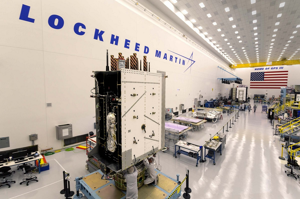 Lockheed Martin, which is producing the first 10 GPS III satellites, may be the only competitor for the follow-on contract. (Lockheed Martin)