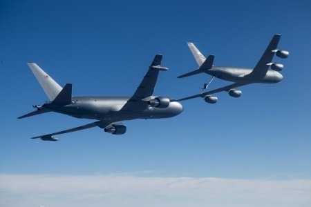Boeing Takes Another $201M Hit On KC-46 Tanker