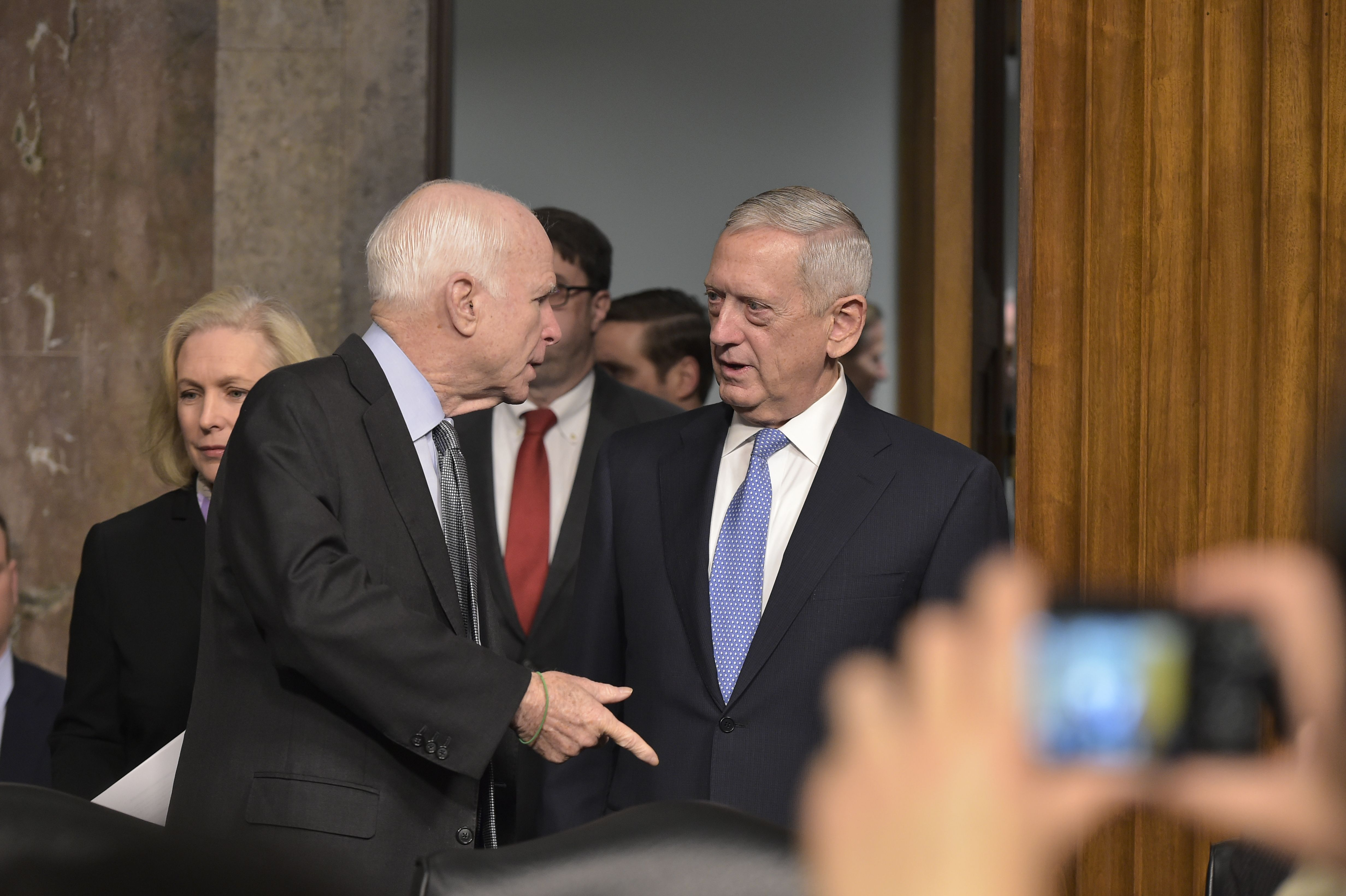 Boiling point: McCain frustrations with Mattis, McMaster go public