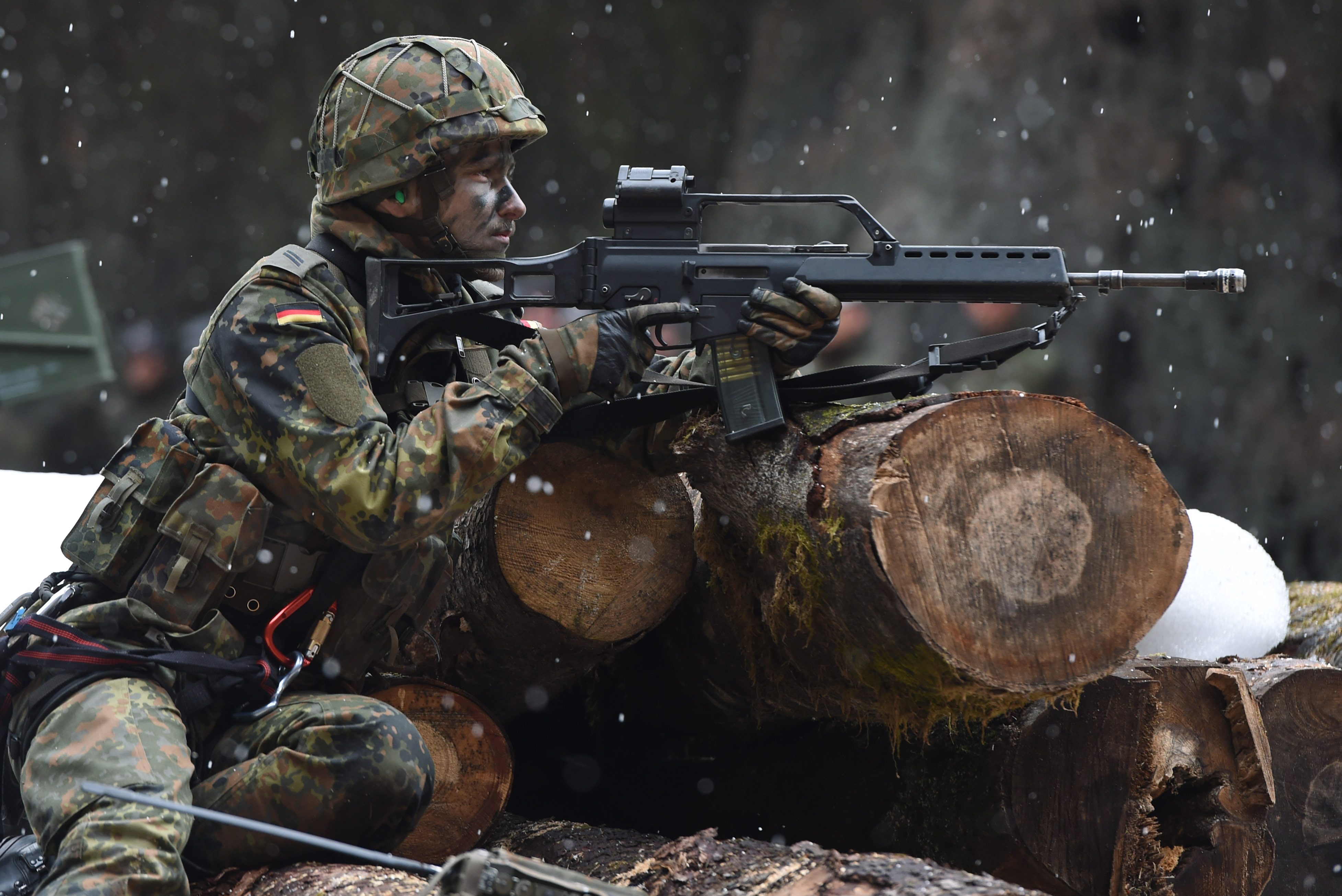 Germany's armed forces are in bad shape, report finds