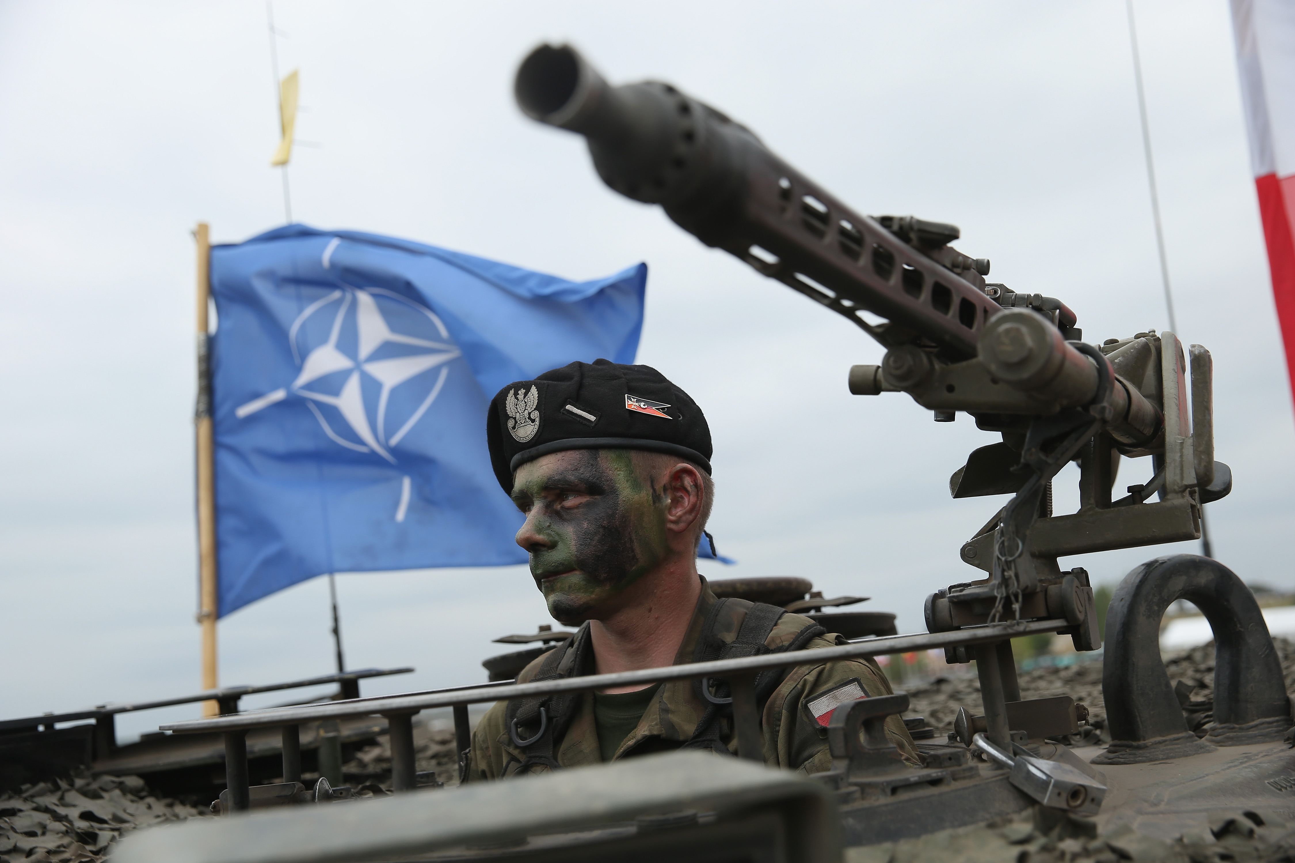 NATO official: Alliance's future hinges on aligned investments