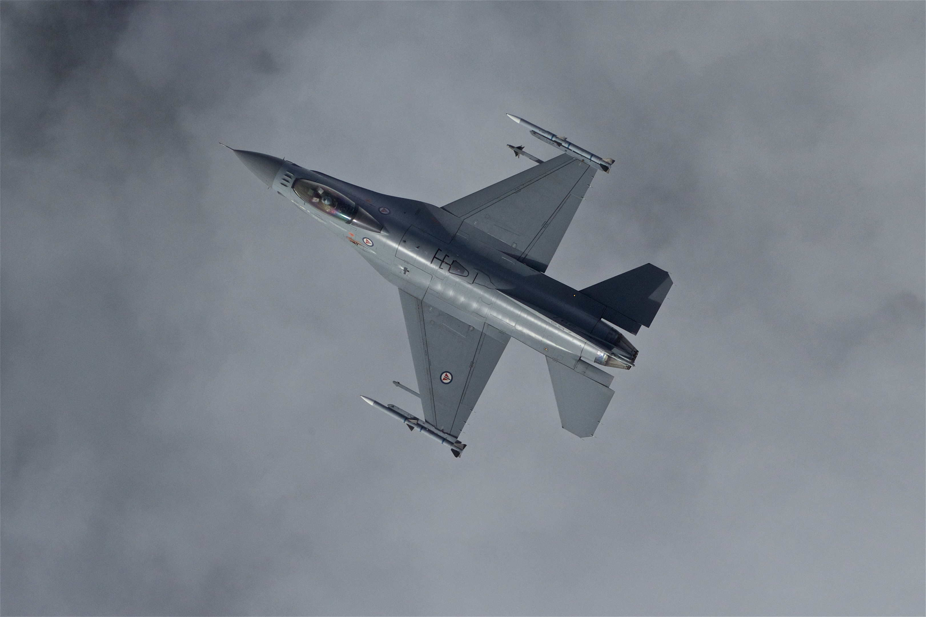 As F-35 Comes Online, Norway to Scrap F-16 Fleet