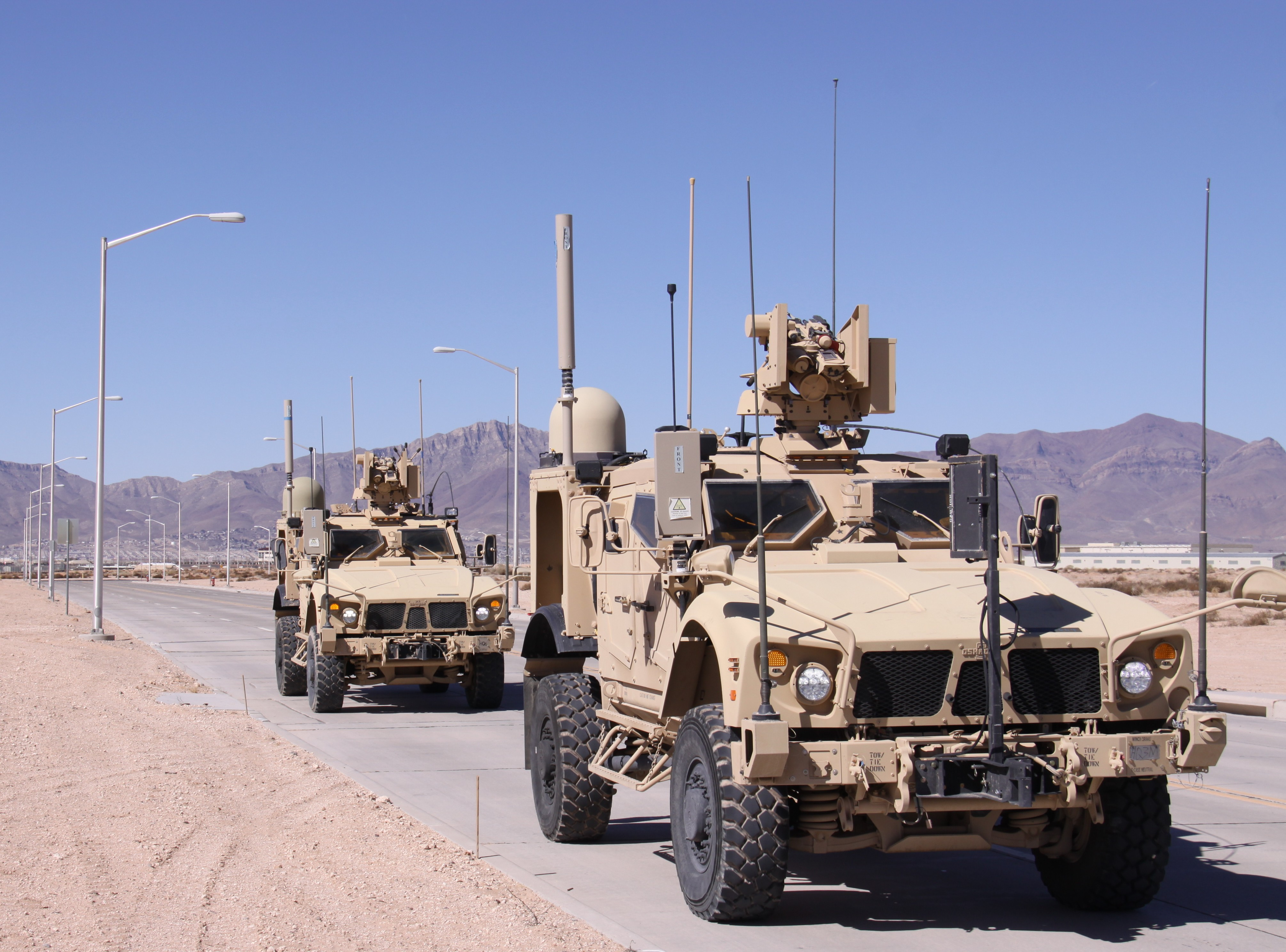 Here's what the Army's tactical network for the future will look like
