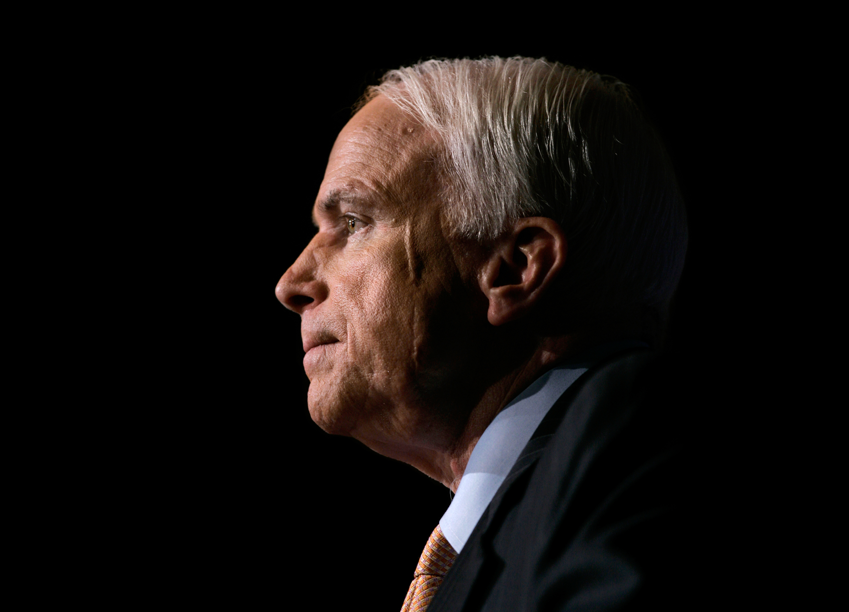 Sen. John McCain's death removes one of the few remaining Vietnam-era veterans from national elected office, a fact that the senator lamented in a CNN interview in spring 2017. He said he hoped the next generation of service members from the Iraq and Afghanistan wars could help rekindle civil debate on Capitol Hill. (J. Scott Applewhite/AP)