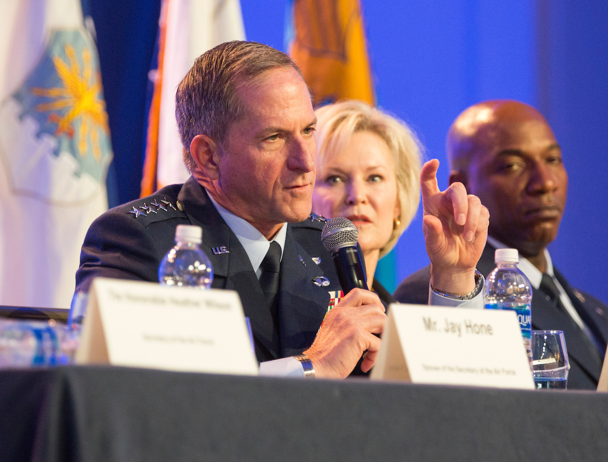 All eligible Air Force captains to be promoted to major for next three, four years